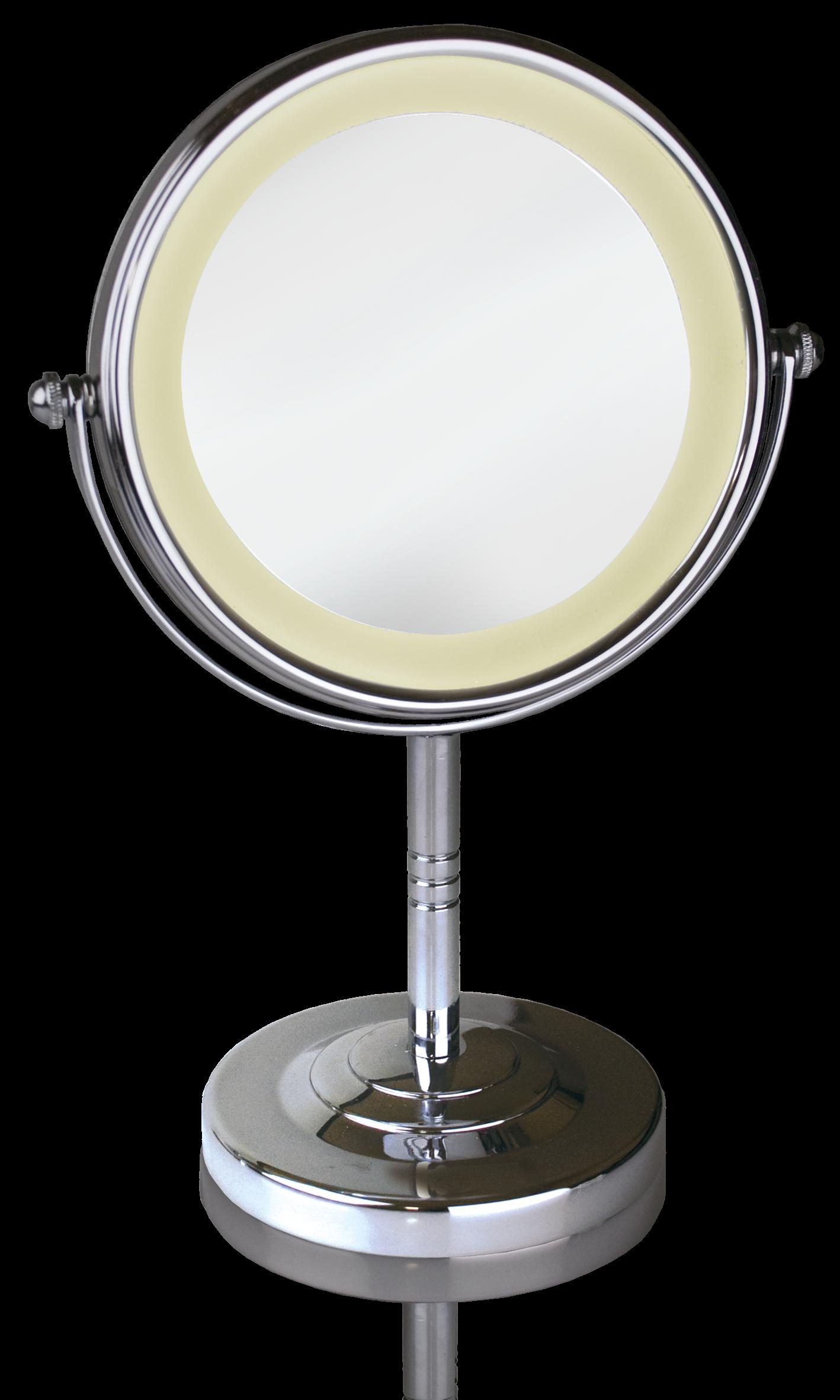 BaByliss - Makeup Mirror w. LED Light