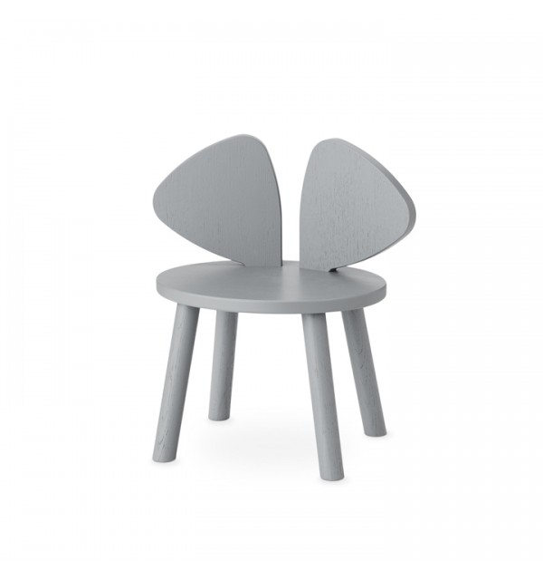 Nofred - Mouse Chair - Grey
