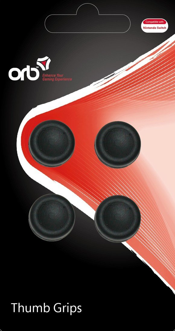 Nintendo Switch - Thumb Grips (ORB)