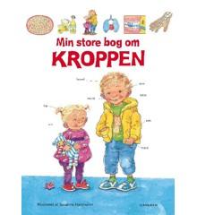 Børnebog - Min Store Bog om Kroppen