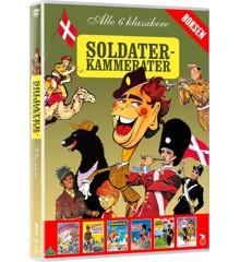 Soldaterkammerater boksen (6 DVD)