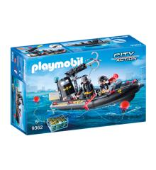 Playmobil - SWAT Indsatsbåd (9362)