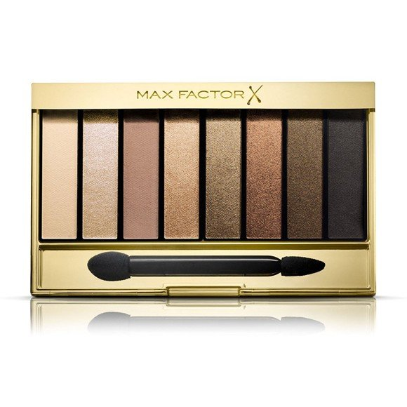 Max Factor - Masterpiece Nude Palette - Golden Nudes 02