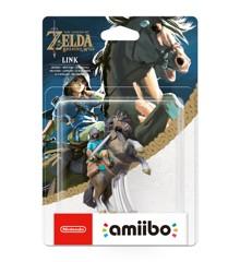 Nintendo Amiibo Figurine  Rider (Link on horseback)