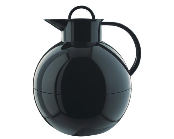 Alfi - Kugle Thermos - Blank Black (105 E)