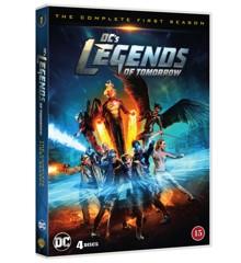 Legends of Tomorrow season 1 - DVD