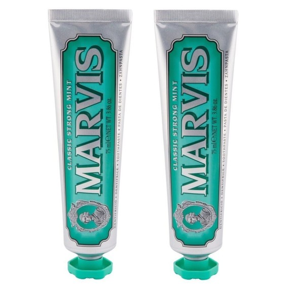 MARVIS - Tandpasta Classic Strong Mint 2x85 ml