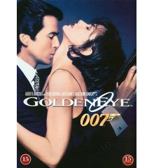 James Bond - GoldenEye - DVD