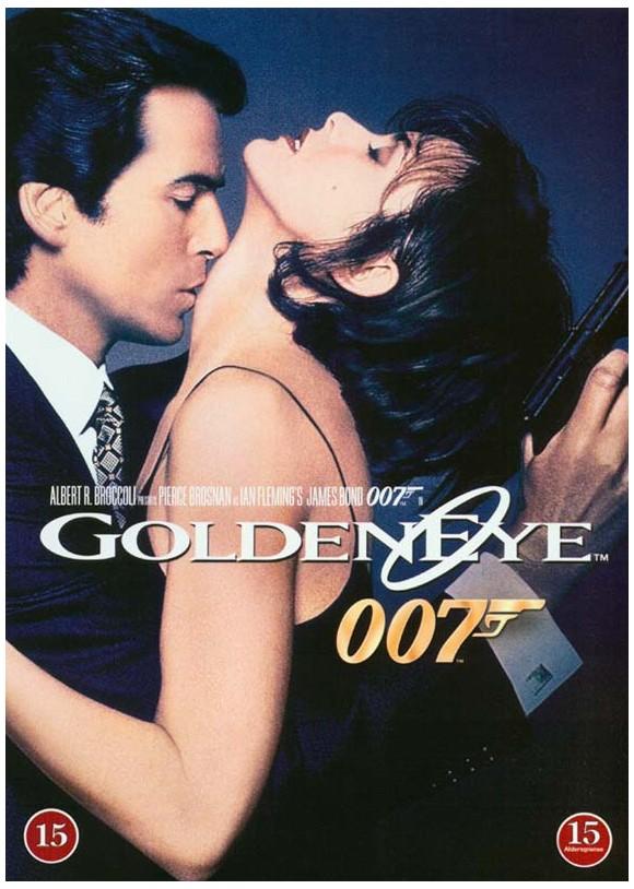 James Bond - GoldenEye - DVD