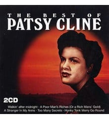 Patsy Cline – the best of – 2CD