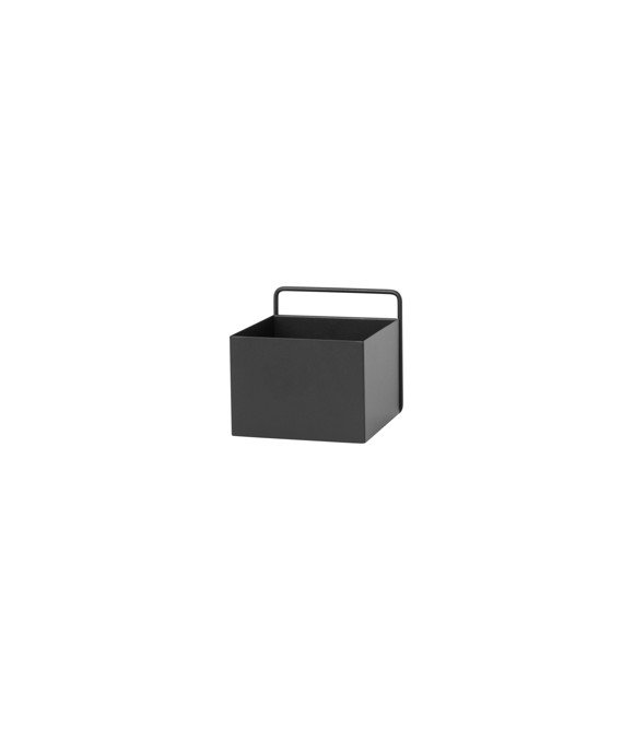 Ferm Living - Wall Box Square - Black (3344)