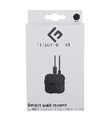 Floating Grip Apple TB Gen. 3 Wall Mount Black