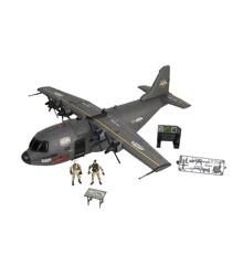 Soldier Force - Hercules Transportfly Legesæt  (545069)