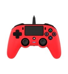 Nacon Compact Controller (Red)