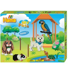 Hama Beads - Midi - Gift Box - My Pets (3147)