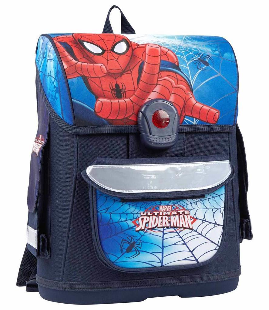 Marvel Spiderman SkoletaskeRygsæk Backpack BagTaske