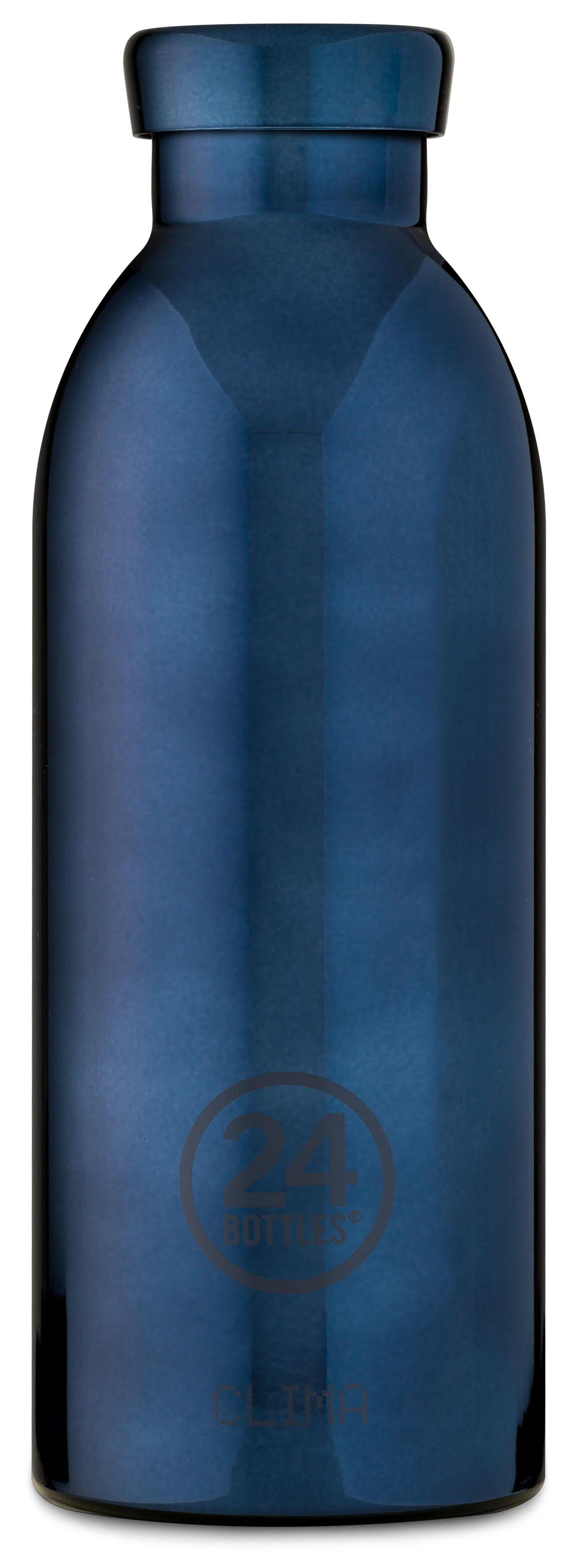 Bilde av 24 Bottles - Clima Bottle 0,5 L - Black Radiance (24b163)