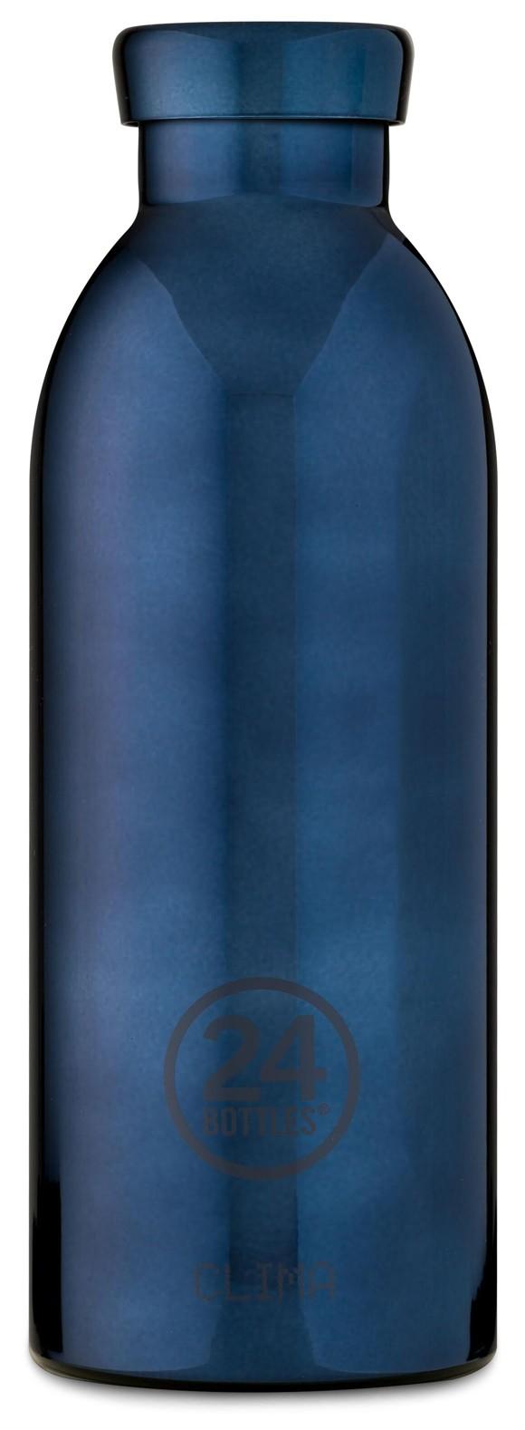 24 Bottles - Clime Bottle 0,5 L - Sort Radiance