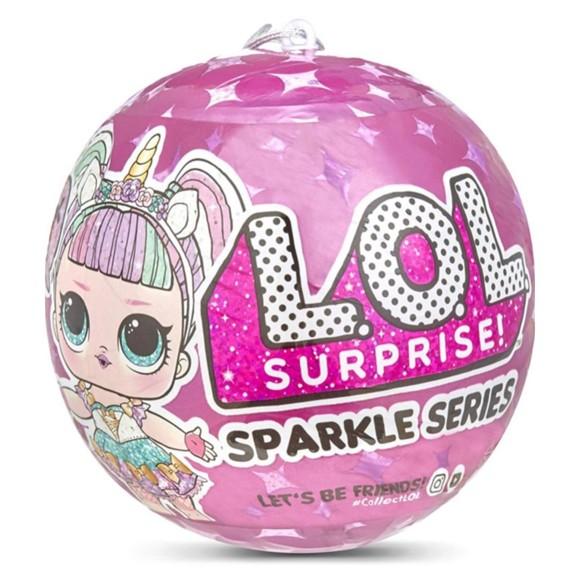 L.O.L - Surprice Dolls Sparkle (559658)