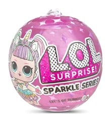 L.O.L - Surprise  Sparkle Dukke