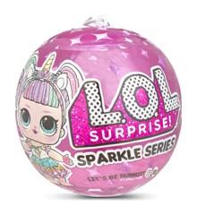 L.O.L - Surprise  Sparkle Dukke