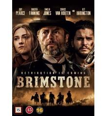 Brimstone - DVD