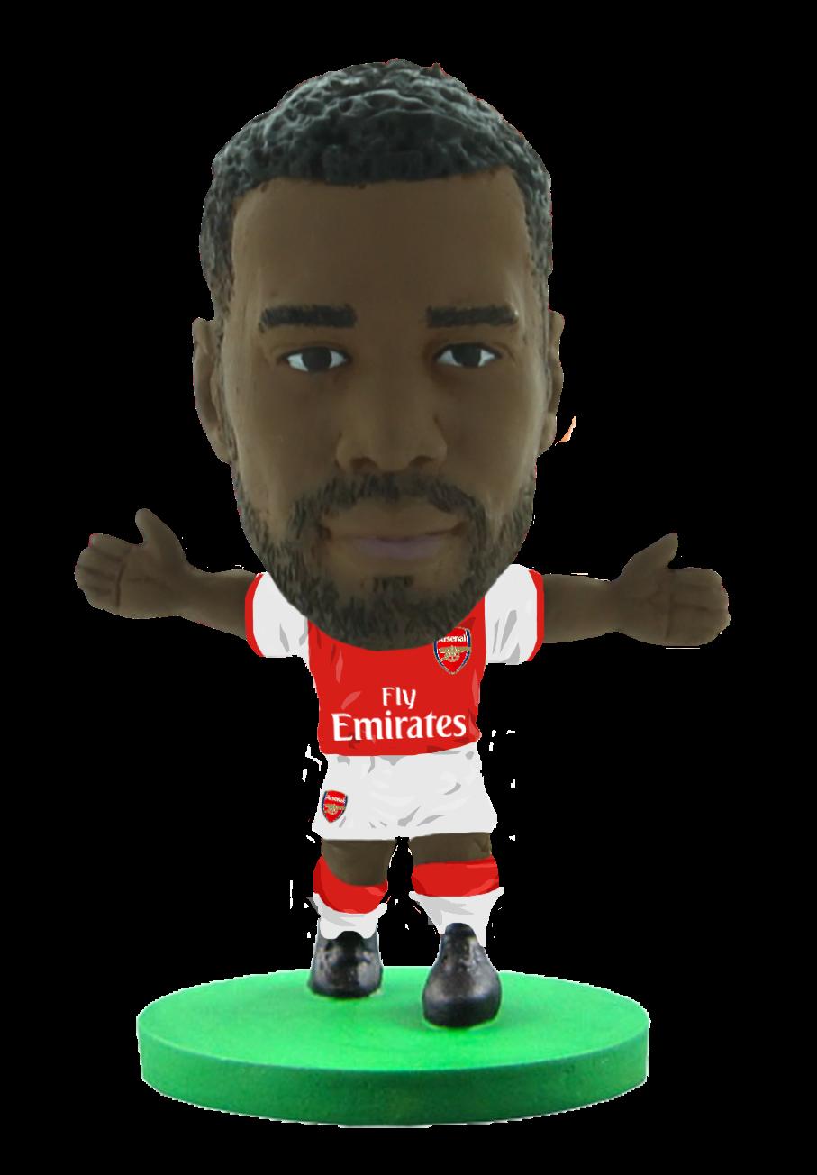 Soccerstarz - Arsenal Alexandre Lacazette - Home Kit (Classic)