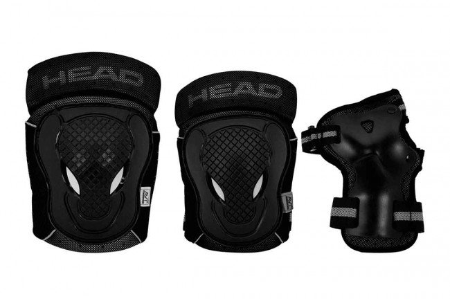 Head - Safty Set - Black/Grey - XL (PO.7 GREY XL)