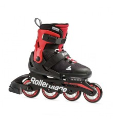 Rollerblade - Microblade - Black/Red (size 28-32) (7957200S)