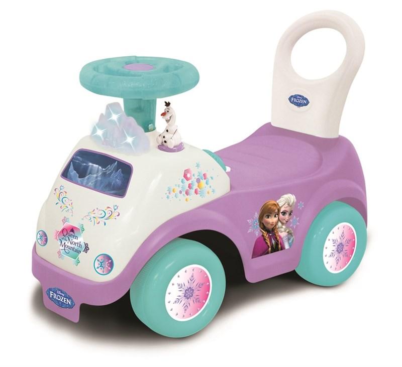 Kiddieland - Disney Frozen Activity Ride On (401002)