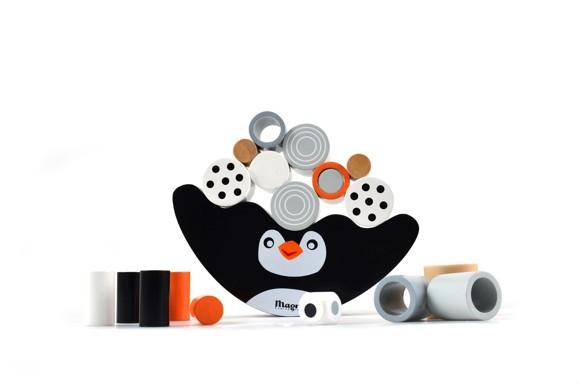 Magni - Pingvin Balance spil (2865)