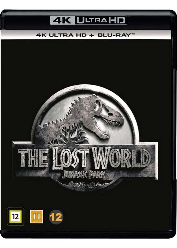 Jurassic Park 2 - The Lost World  (4K Blu-Ray)
