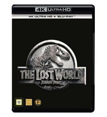 Jurassic Park 2 - The Lost World  (4K Blu-Ray)