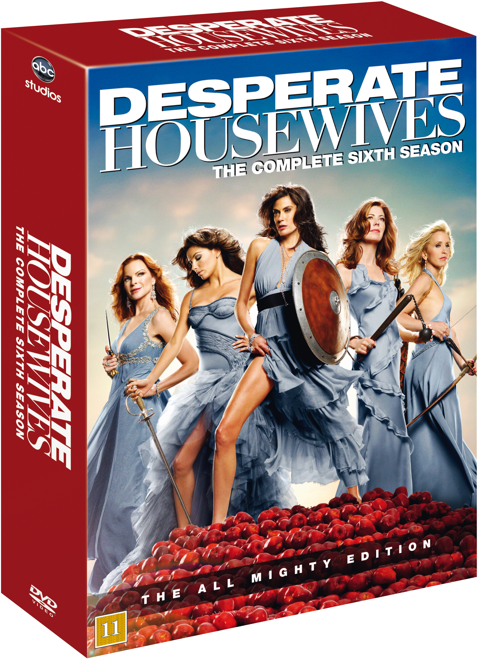 Buy Desperate Housewives Season 6 Dvd Another family with a dark past moves onto. buy desperate housewives season 6 dvd