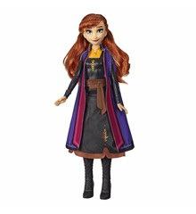 Disney Frozen 2 - Light Up Fashion Doll - Anna (E7001)