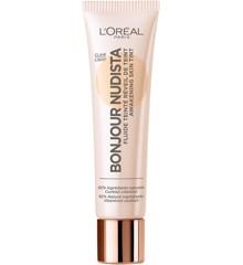 L'Oréal - Woke Up Like This Bonjour Nudista BB Cream - 01 Clair/Fair