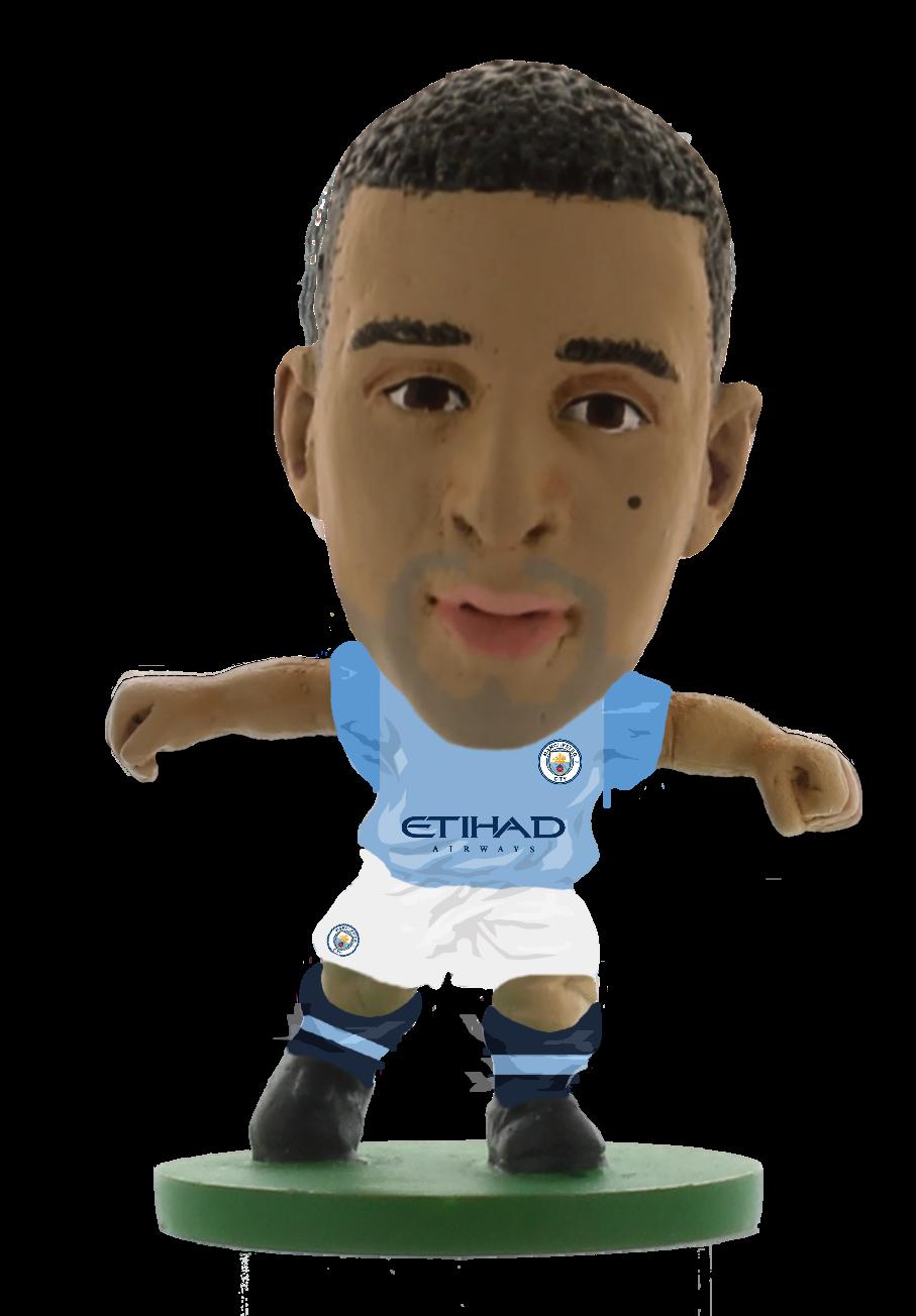 Soccerstarz - Manchester City Kyle Walker - Home Kit (2019)