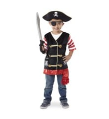 Melissa & Doug - Role Play Costume Set - Pirate (14848)