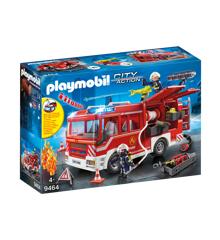 Playmobil - Brandbil udrykningsvogn (9464)