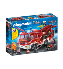 Playmobil - Fire Engine (9464)
