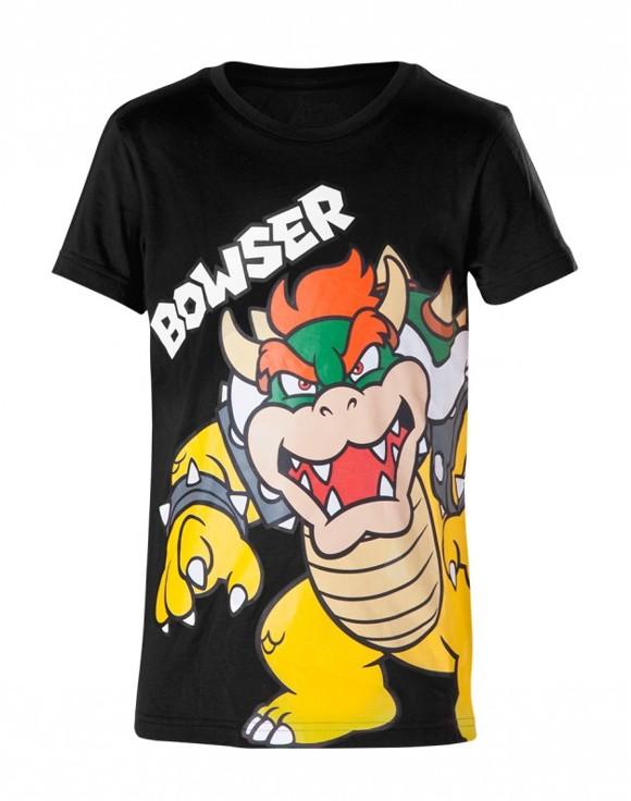 Nintendo - Bowser Kids T-shirt 86-92