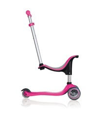 GLOBBER - Scooter - EVO 4-in-1 - Pink (451-110-3)