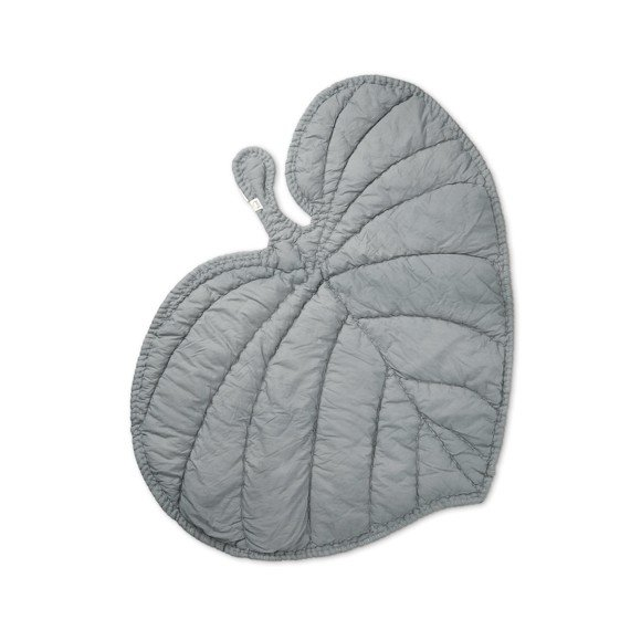 Nofred - Leaf Blanket - Grey