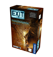 Exit - Faraos Gravkammer