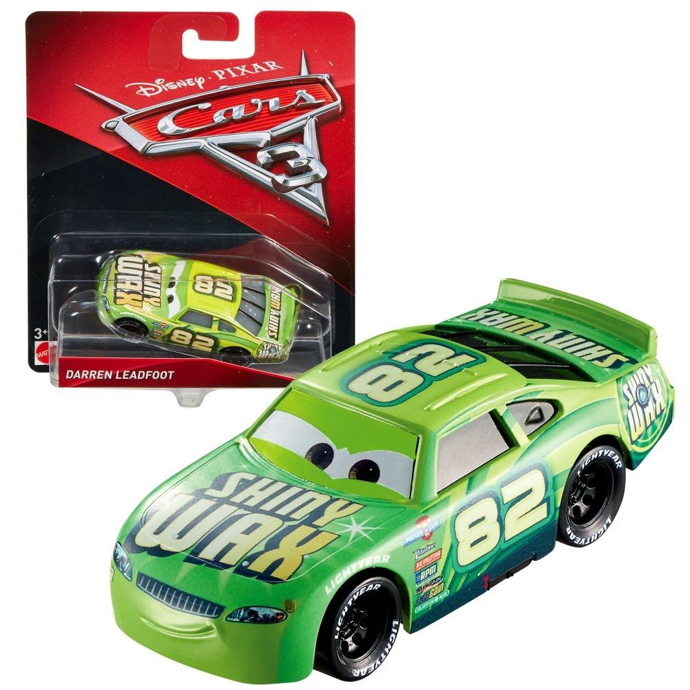 Buy Cars 3 Die Cast Darren Leadfoot Fgd58