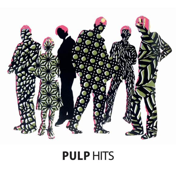Pulp - Hits - CD