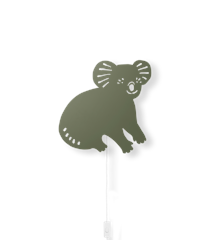​Ferm Living - Koala Lamp - Dark Olive (100049417)