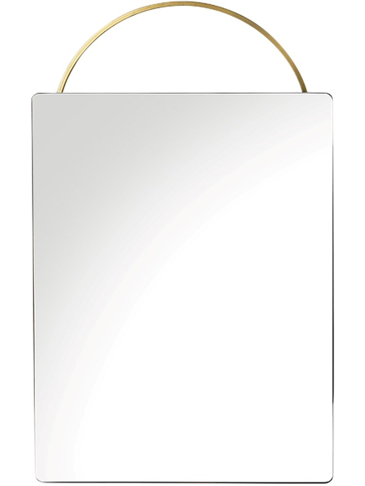 Ferm Living – Adorn Mirror – Brass (4185)
