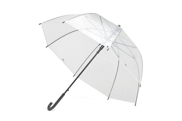 HAY - Canopy Clear Umbrella - Clear (507001)