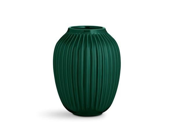 Kähler - Hammershøi Vase Large - Green (692387)